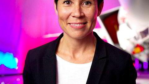 Forsvarsminister Ine Eriksen Søreide.