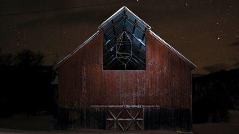 Lysjegere. På 1980-tallet kunne det mytiske lyset dukke opp 50 ganger i uken. Nå er det stort sett helt vanlig stjernehimmel over Hessdalen.