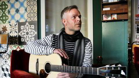 Forfatter Tore Renberg skal utgi sine neste bøker hos Cappelen Damm.