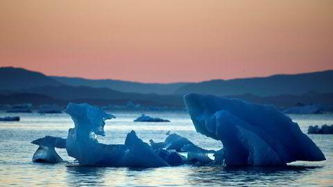 Rekordvarm vinter i Arktis forbløffer forskerne.