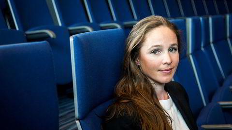 Analytiker Henriette Trondsen i Arctic Securities.