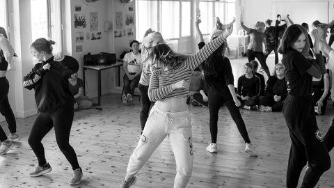 De studerer k-pop på Hadeland