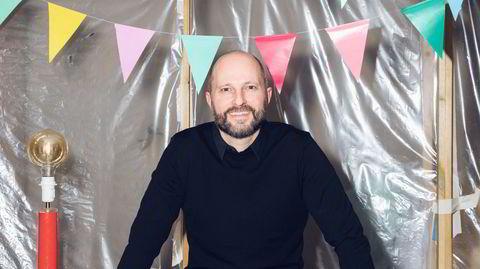 På plass. Nils Ole Bae Brandtzæg er mest stolt over å ha vært med på å forme Deichmann Bjørvika.