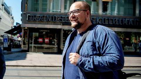 Erik Waatland er ansvarlig redaktør i Medier24. Nå blir han også redaktør i Kom24.