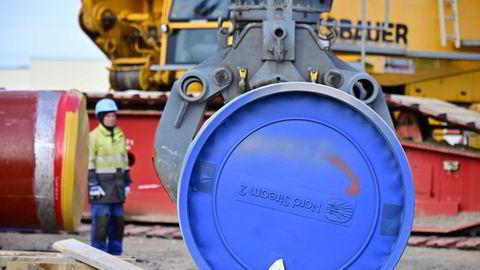 De fleste avbrudd i russisk gassforsyning til Europa siden den kalde krigen har hatt en politisk dimensjon. Med flere eksportruter som Nord Stream 2 (bildet) får Moskva større handlingsrom, skriver artikkelforfatteren.