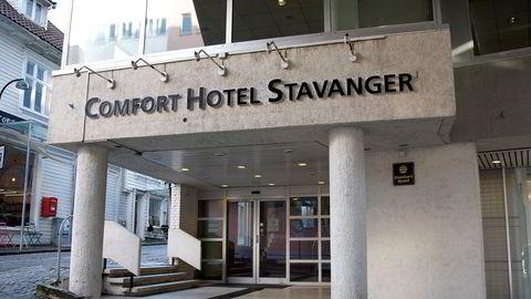 Comfort Hotell Stavanger er konkurs.