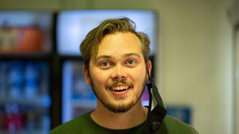 Marius Strandum ønsker å jobbe med spillefilm, men er åpen for det meste.