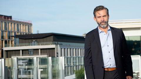 Administrerende direktør i Quantafuel Kjetil Bøhn.