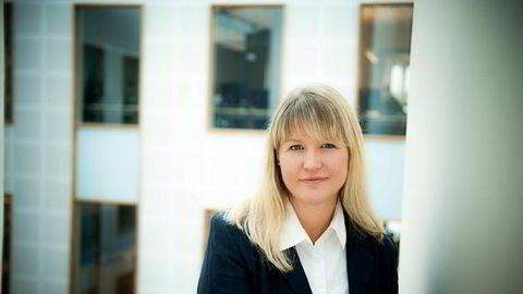 – Ut ifra de opplysningene vi har fått hittil ser vi at Cash FX har flere likhetstrekk med ulovlig pyramidespill, sier seniorrådgiver Monica Alisøy Kjelsnes i Lotteritilsynet.