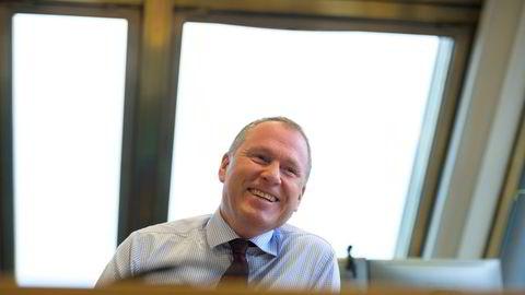 Oljefondssjef Nicolai Tangen har all grunn til å være fornøyd med utbytte han nylig fikk fra livsverket sitt, Ako Capital.