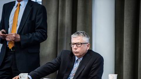 Sjefstrateg Erik Bruce i Nordea Wealth Management ser etter mulige aksjevinnere i 2021.