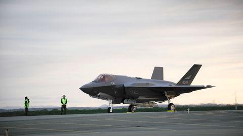 Det er særlig i forbindelse med jagerfly at den amerikanske etterretningstjenesten har vært ivrig etter å spionere på nordiske land.