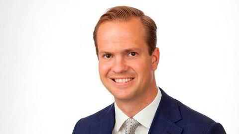 Leder i Urbanium Gruppen Andreas Pay.