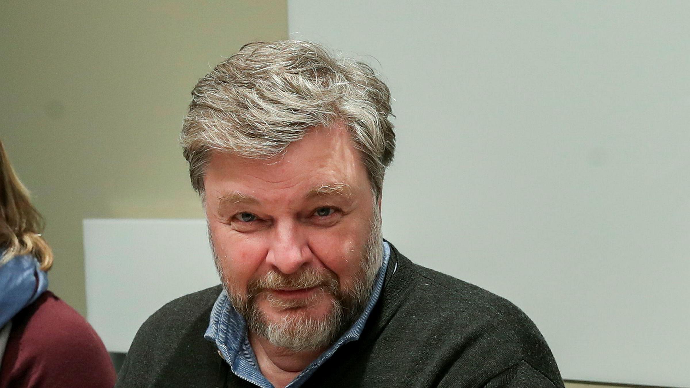 Fagdirektør Steinar Madsen varslet i februarmøtet at legemiddelmangel ville komme.