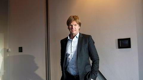 Bjørn Maaseide vil satse mer på børsen. Målet er en portefølje på flere hundre millioner kroner.
