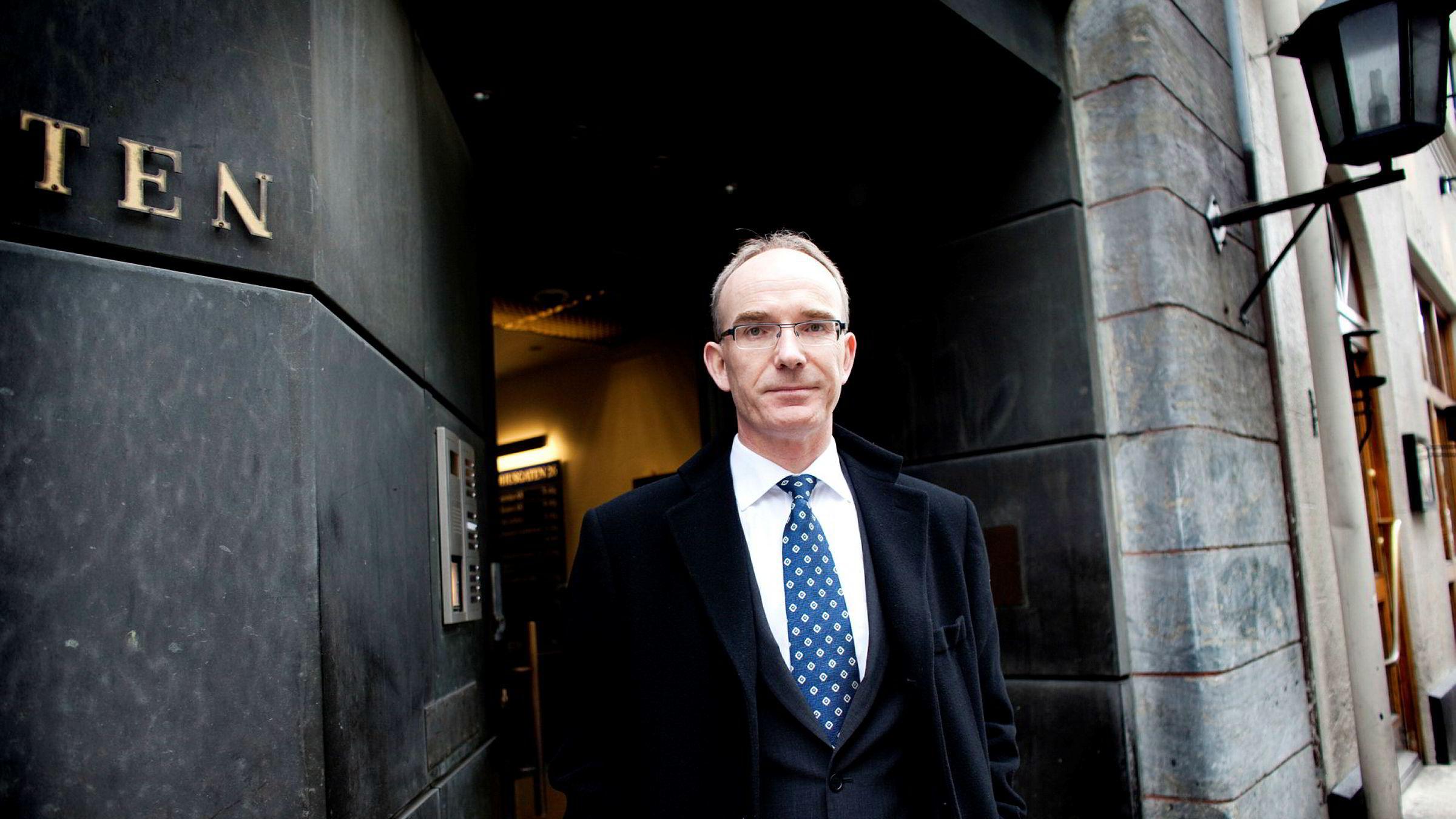 Birger Vikøren går inn i stillingen som direktør i Statistisk sentralbyrå i seks måneder.