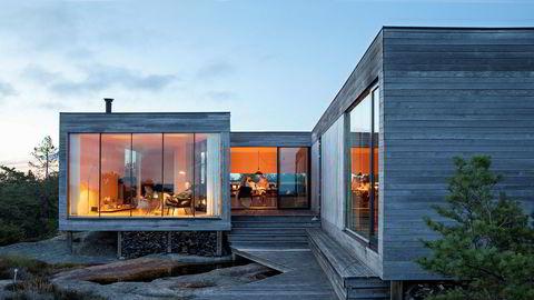Arkitekt Reiulf Ramstad: – På mange måter markerte denne hytta starten på alt