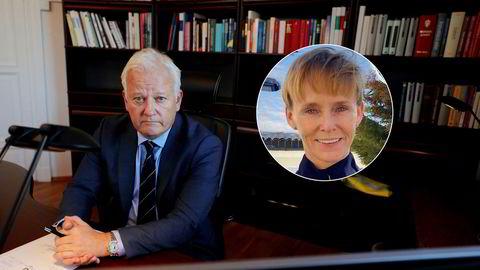 Riksadvokat Jørn Mauruds har beordret tiltale av Laila Bertheussen.