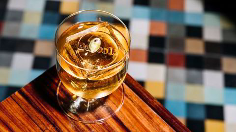 Gullet. Bettola bar har valgt ut 12 forskjellige steder i Italia, som inspirasjon for 12 forskjellige cocktailer. Green Gold har fått sitt navn fra pistasjnøtt-produksjonen på Sicilia.