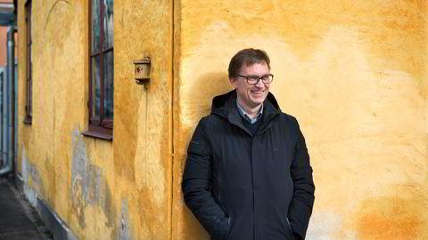 Norlandia-gründer Kristian Adolfsen venter to år med å flytte til «Norges svar på Monaco», Bø i Vesterålen.