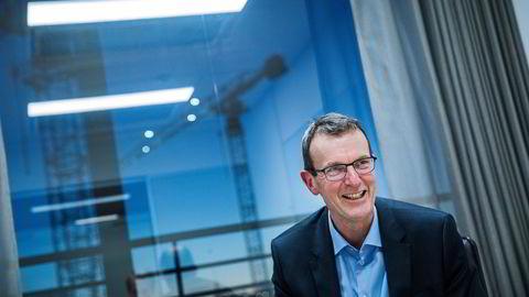 Svein Støle har siden 2015 eid 100 prosent av finanshuset Pareto.