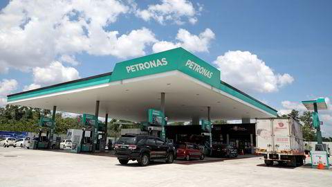 Aker Solutions har hatt tette bånd til malaysiske Petronas siden 1980-tallet.