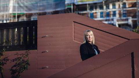 Mari O. Mamre, stipendiat ved Handelshøyskolen på Ås utenfor Oslo.