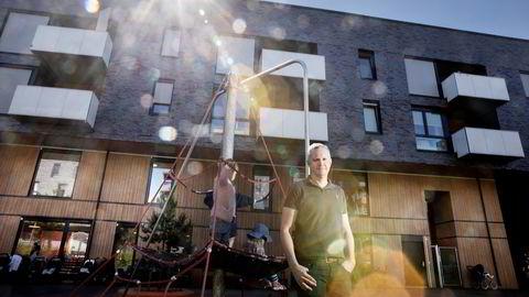 Hans Jacob Sundby (56) og kona Randi Lauvland Sundby (52) flytter barnehagekjeden Læringsverkstedet ut i verden.