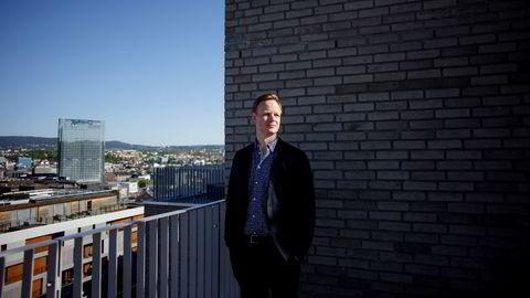 – Dette er en videreutvikling av en kriminalitetsform som det har vært mye av over tid, sier Terje Fjeldvær. Han leder DNBs avdeling for bekjempelse av bedrageri.