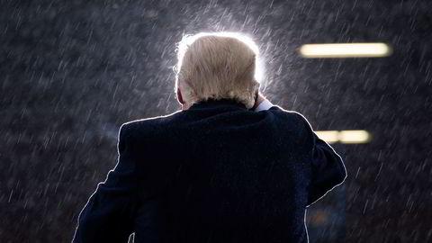 President Donald Trump har 69 dager igjen som verdens mektigste mann. Nå lurer mange på hva han vil finne på de siste ukene i Det hvite hus.