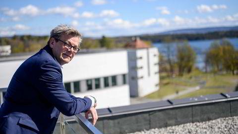 Hydrogenteknologiselskapet Zeg Power har inntatt de tidligere Kværner-lokalene på Fornebu. Nå har toppsjef Arild Selvig inngått den første kontrakten for et pilotanlegg med CO2-rensing som etter planen skal settes i drift på Kollsnes neste år.