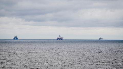 Jeg tviler på om man vil konstatere at petroleumsvirksomhet representerer privatrettslig rettsbrudd, eller at det er rettsstridig, skriver Endre Stavang. Illustrasjonsfoto fra Troll-feltet, et av verdens største gassfelt.