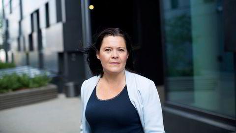 Sjeføkonom Elisabeth Holvik i Sparebank 1 Markets tror nå på en periode med økte lønninger i USA.