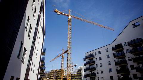 En tredje boligsektor er til lite hjelp hvis ikke boligene i denne sektoren kommer i tillegg til de boligene som bygges fra før, skriver Henning Lauridsen.