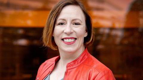 Ingeborg Volan har vært redaktør i DN siden 2018. Nå blir hun direktør for Bokklubben.