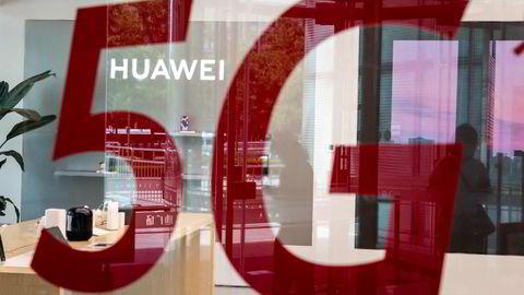 Huawei vant kampen om å levere mobilnettsystemet 4G til både Telenor og Telia. Men ny sikkerhetslov hindret selskapet å bli eneleverandør av mobilnett i Norge fordi Norge ikke har sikkerhetsavtale med Kina.