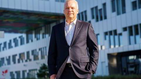 Equinor-sjef Anders Opedal la nylig frem tallene for første kvartal og skuffet ikke investorene. Aksjen ligger i en stigende trend.