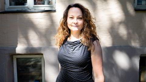 Rebekka Borsch gikk i fjor fra Kunnskapsdepartementet til NHO.