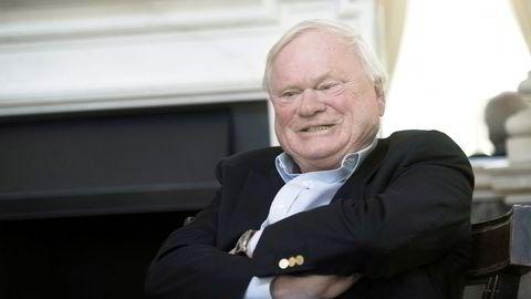 John Fredriksen har dumpet Seadrill-aksjer i over en måned. Snart blir de svært lite verdt.