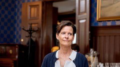 Investeringsdirektør Alexandra Morris i Skagenfondene har troen på en ny økonomisk æra, med høyere inflasjon og renter.