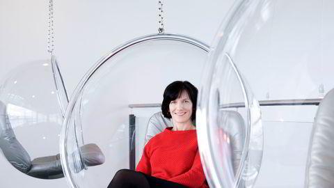 I Microsoft-regnskapet kommer det frem at norgessjef Kimberly Lein-Mathisens lønn var på 14,6 millioner kroner i 2020.