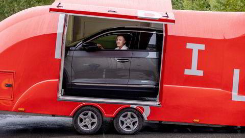 Askeladden inntar bruktbilbransjen med en digital tjeneste hvor man bestiller bilen på nett og får den levert hjem. Kristian Melchior leder det nye Askeladden-selskapet Rebil.