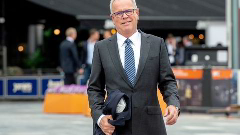 Styreleder Ole-Erik Lerøy i Mowi.
