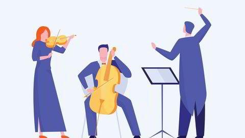 Prosjektledere kan hente inspirasjon fra lederskapet som utøves i musikkprosjekter, skriver artikkelforfatteren.