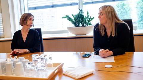 Fra og med onsdag 23. juni er ikke lenger Olje- og energidepartementet og olje- og energiminster Tina Bru (H) eier av Equinor. Eierskapet er flyttet til næringsminister Iselin Nybø (V).