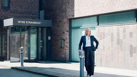 Tidligere Vår Energi-sjef Kristin Kragseth flytter tirsdag inn på sitt nye kontor hos Petoro, den norske stats oljepengemaskin.