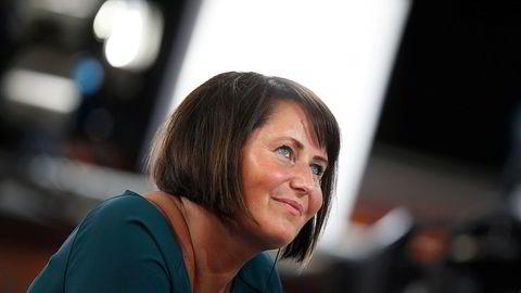 Line Andersen har bak seg en 17-årig lang karriere i NRK.