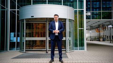 Porteføljeforvalter Torje Gundersen i DNB Asset Management har økt eksponeringen mot «det grønne skiftet».