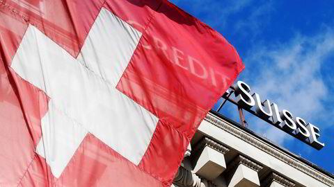 Credit Suisse tar tak etter årets skandaler. – Skulle bare mangle, sier analysesjef i Sparebank 1 Markets, Pål Ringholm.