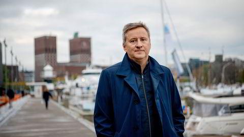 – En del av tingene vi var bekymret for før er vi ikke bekymret for lenger, sier sjeføkonom Frank Jullum i Danske Bank.